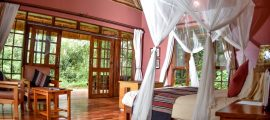 Primate Lodge Kibale