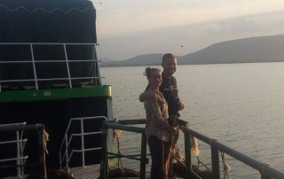 Boat Cruise at lake Mburo