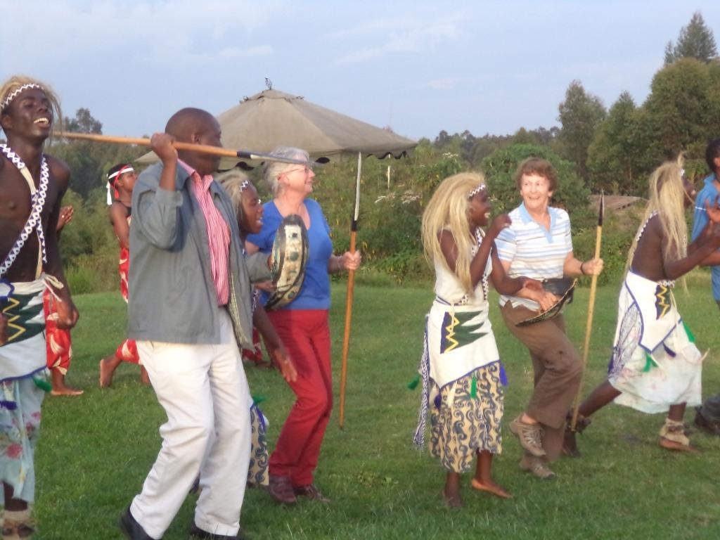 Iby'wachu Cultural tour in Rwanda