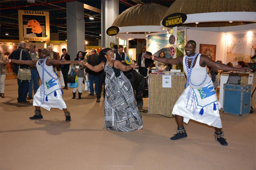rwanda dance at expo