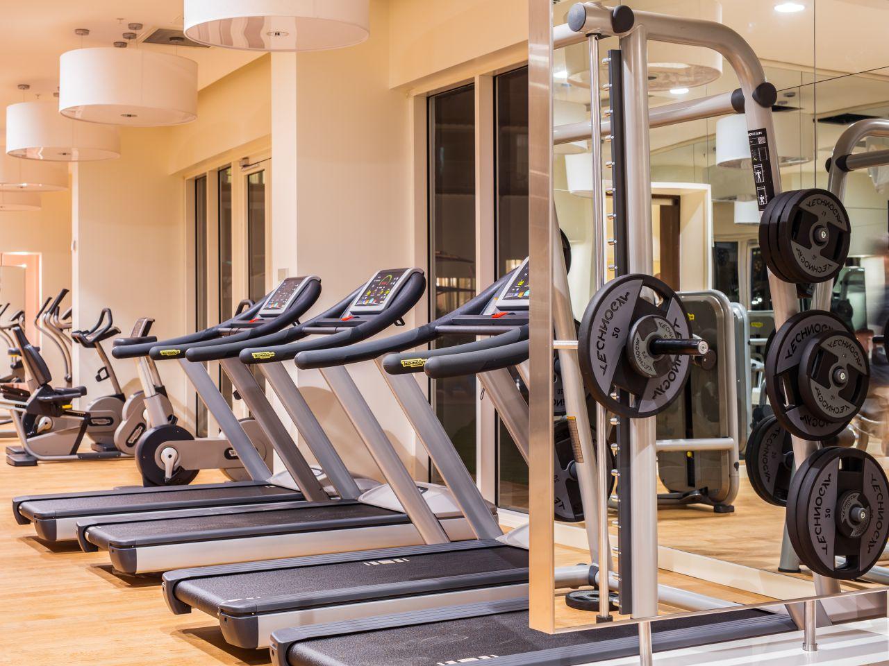 Kigali Convention Centre Fitness Centre