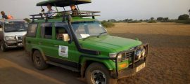 4×4 Safari Land cruiser – Gx For Hire Carries [1-7 PEOPLE]