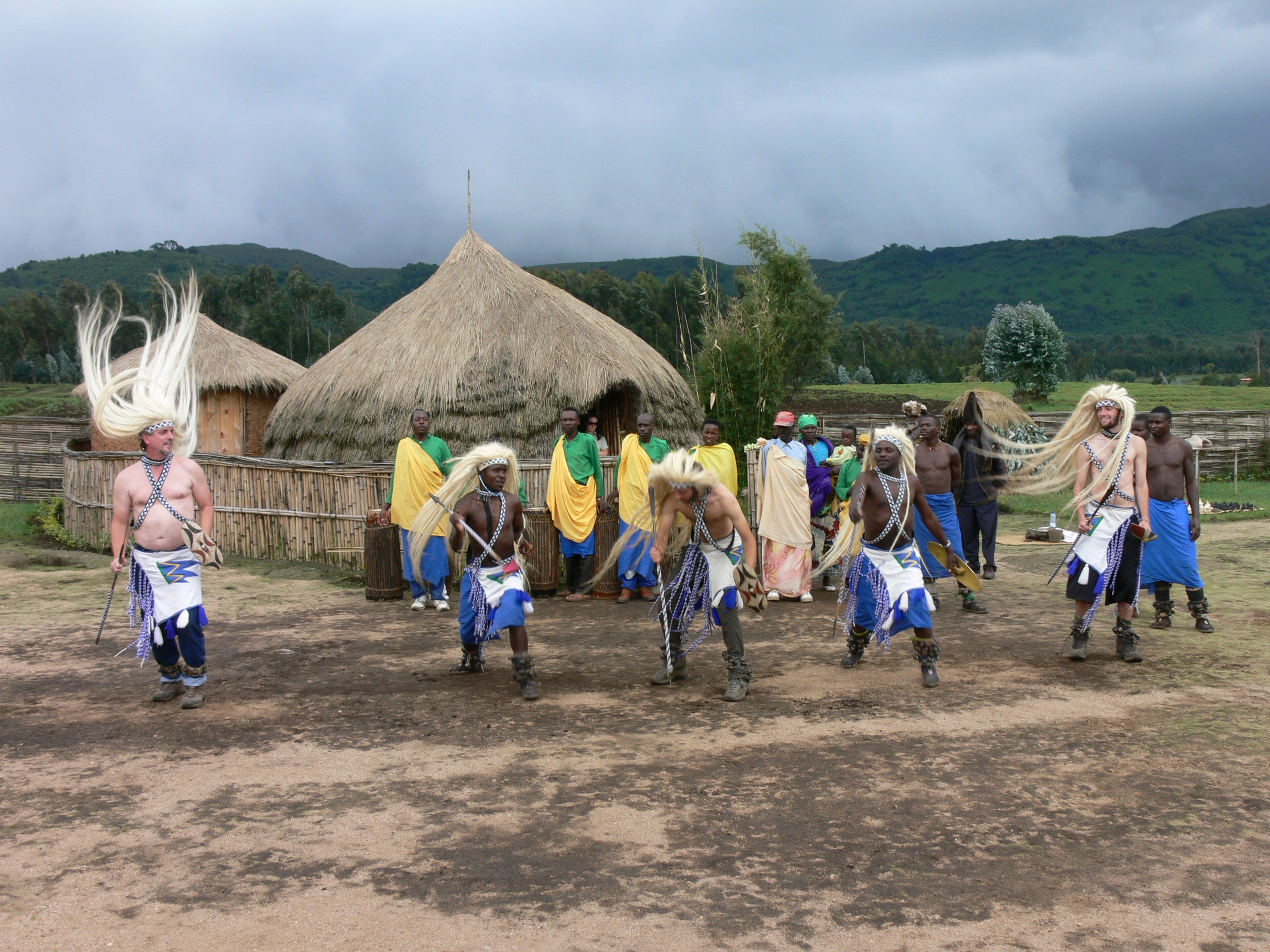 Community Tourism The Iby'Iwacu culture