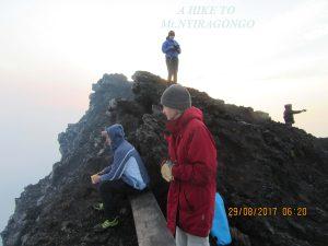 5 days Volcanoes Rwanda gorilla trekking safari and Congo Nyiragongo hike