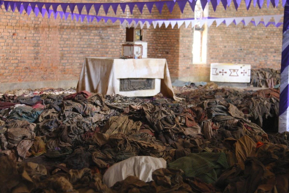 Nyamata memorial site