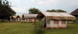 Red Chilli Rest Camp-Budget