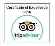 Trip advisor certificate-2016