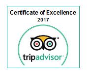 Trip advisor certificate-2017