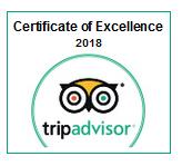 Trip advisor certificate-2018