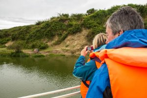 Boat Cruise a Queen Elizabeth National Park